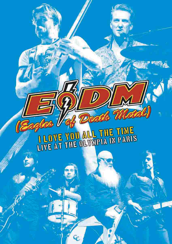 『Live At The Olympia In Paris』現在発売中