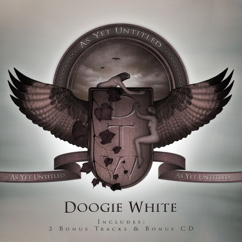 Doogie White『As Yet Untitled』/ The Store For Music(海外盤)現在発売中